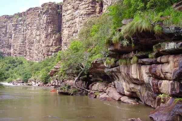 Olifants river gorge - Bezhoek