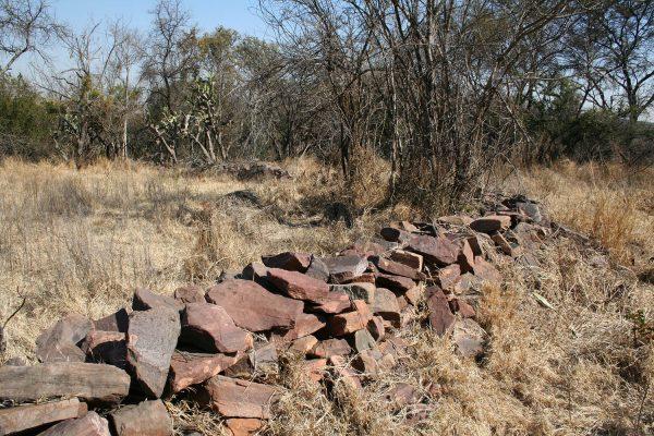 Ruins - Late Iron Age